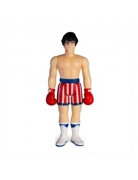 Rocky 4 ReAction Action Figure Rocky (Beat-Up) 10 cm