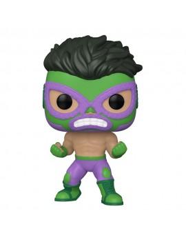 Marvel Luchadores POP! Vinyl Figure Hulk 9 cm