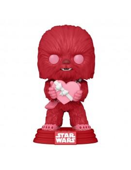 Star Wars Valentines POP! Star Wars Vinyl Figure Cupid Chewbacca 9 cm