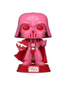 Star Wars Valentines POP! Star Wars Vinyl Figure Vader w/Heart 9 cm