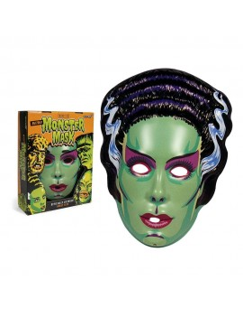 Universal Monsters Mask Bride of Frankenstein (Green)