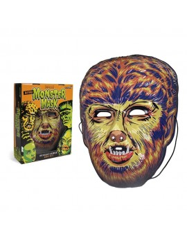 Universal Monsters Mask Wolf Man (Yellow)