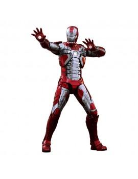 Iron Man 2 Movie Masterpiece Series Diecast Action Figure 1/6 Iron Man Mark V 32 cm