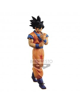 Dragonball Z Solid Edge Works Figure Son Goku 23 cm