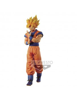 Dragonball Z Solid Edge Works Figure Super Saiyan Son Goku 23 cm