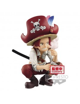 One Piece DXF Grandline Children PVC Statue Shanks (Wano Kuni) 9 cm