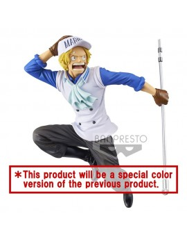 One Piece magazine PVC Statue Sabo Special Color Version 13 cm