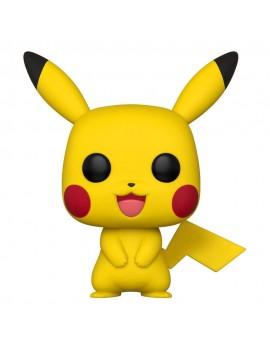 Pokemon POP! Games Vinyl Figure Pikachu 9 cm