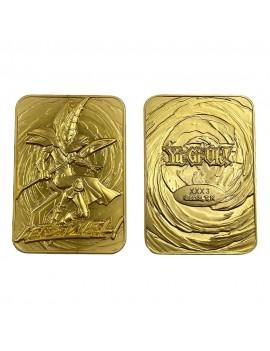 Yu-Gi-Oh! Replica Card Dark Magician (gold plated)