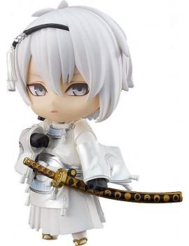 Butai Touken Ranbu Hiden Yui no Me no Hototogisu Nendoroid Action Figure Mikazuki Munechika 10 cm