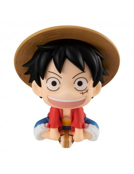 One Piece Look Up PVC Statue Monkey D. Luffy 11 cm