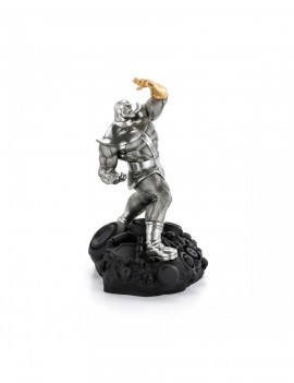 Marvel Pewter Collectible Statue Thanos the Conqueror Limited Edition 28 cm
