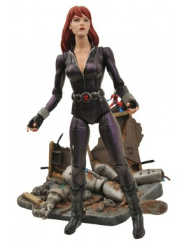 Marvel Select Action Figure Black Widow 18 cm