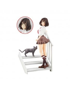 Bottom-Tier Character Tomozaki PVC Statue 1/7 Aoi Hinami Bonus Edition 24 cm