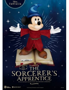 Fantasia Master Craft Statue The Sorcerer's Apprentice 38 cm