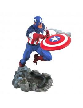 Marvel Comic Gallery Vs. PVC Statue Captain America 25 cm