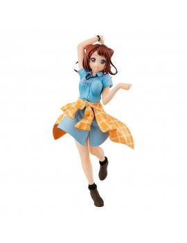 BanG Dream! Girls Band Party! Pop Up Parade PVC Statue Kasumi Toyama 17 cm