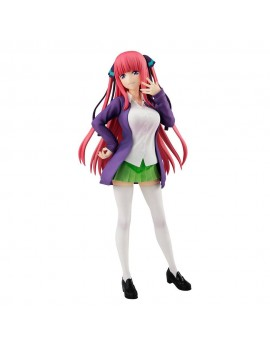 The Quintessential Quintuplets Pop Up Parade PVC Statue Nino Nakano 17 cm