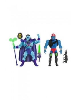 Masters of the Universe Origins Action Figure 2-Pack 2021 Rise of Evil Exclusive 14 cm