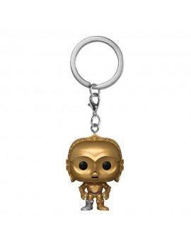 Star Wars Pocket POP! Vinyl Keychains 4 cm C-3PO Display (12)