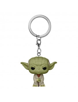 Star Wars Pocket POP! Vinyl Keychains 4 cm Yoda Display (12)