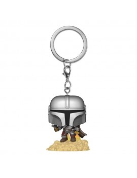 Star Wars The Mandalorian Pocket POP! Vinyl Keychains 4 cm The Mandalorian Display (12)