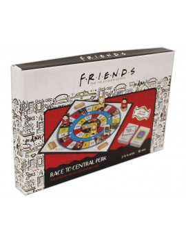 Friends Board Game Trivia Race To Central Perk *English Version*
