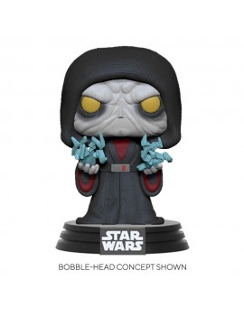 Star Wars Episode IX POP! Movies Vinyl Figure Revitalized Palpatine 9 cm