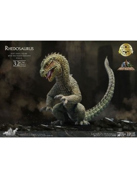 The Beast from 20,000 Fathoms Soft Vinyl Statue Ray Harryhausens Rhedosaurus Color 32 cm