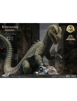 The Beast from 20,000 Fathoms Soft Vinyl Statue Ray Harryhausens Rhedosaurus Color Deluxe Ver.