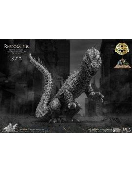 The Beast from 20,000 Fathoms Soft Vinyl Statue Ray Harryhausens Rhedosaurus Monotone 32 cm
