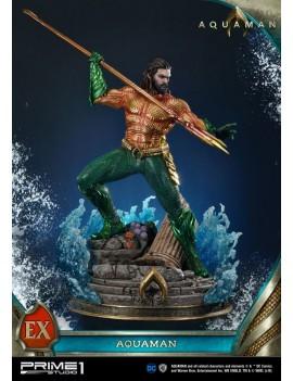 Aquaman Statues Aquaman & Aquaman Exclusive 88 cm Assortment (3)