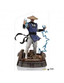Mortal Kombat Art Scale Statue 1/10 Raiden 24 cm