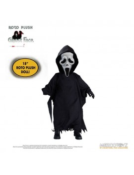 Scream MDS Roto Plush Doll Ghost Face 46 cm