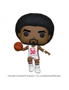NBA Legends POP! Sports Vinyl Figure Julius Erving (Nets Home) 9 cm