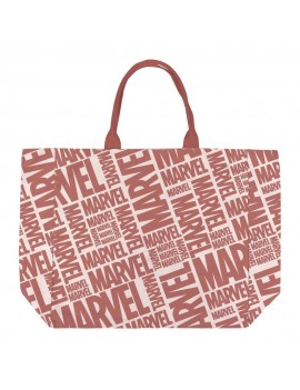 Marvel Handbag Logo AOP