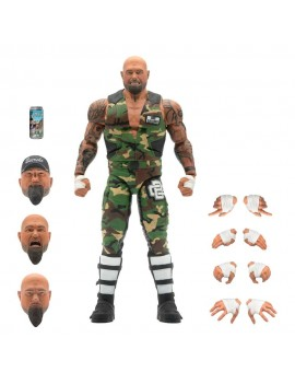 Good Brothers Wrestling Ultimates Action Figure Doc Gallows 18 cm