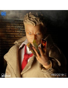 DC Comics Action Figure 1/12 Constantine Deluxe Edition 18 cm