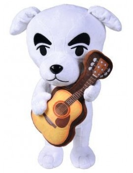 Animal Crossing Plush Figure KK Slider 40 cm