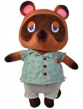 Animal Crossing Plush Figure Tom Nook 40 cm