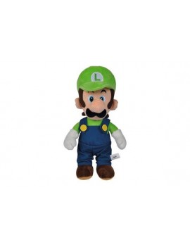 Super Mario Plush Figure Luigi 30 cm