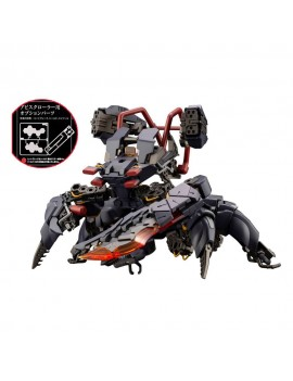 Hexa Gear Plastic Model Kit 1/24 Abysscrawler Night Stalkers Ver. Bonus Edition 15 cm