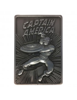 Marvel Ingot Captain America Limited Edition