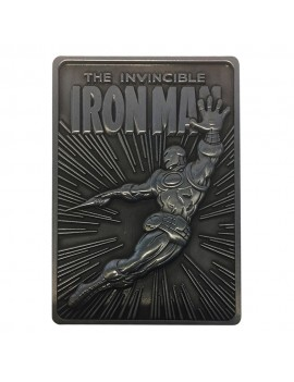 Marvel Ingot Iron Man Limited Edition