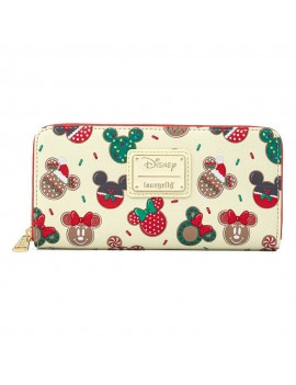 Disney by Loungefly Wallet M&M Christmas Cookies