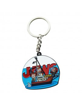 Jaws Metal Keychain Limited Edition