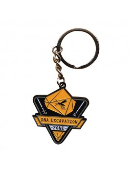 Jurassic World Metal Keychain Limited Edition
