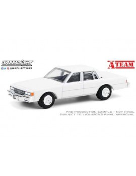 A-Team Diecast Model 1/64 1980 Chevrolet Caprice Classic