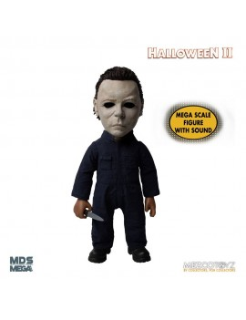 Halloween II MDS Mega Scale Series Action Figure with Sound Michael Myers 38 cm