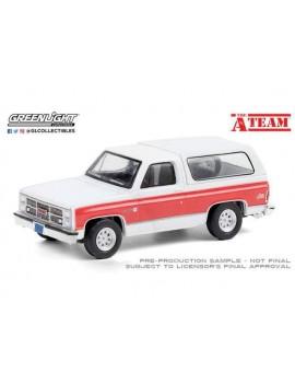 A-Team Diecast Model 1/64 1983 GMC Jimmy